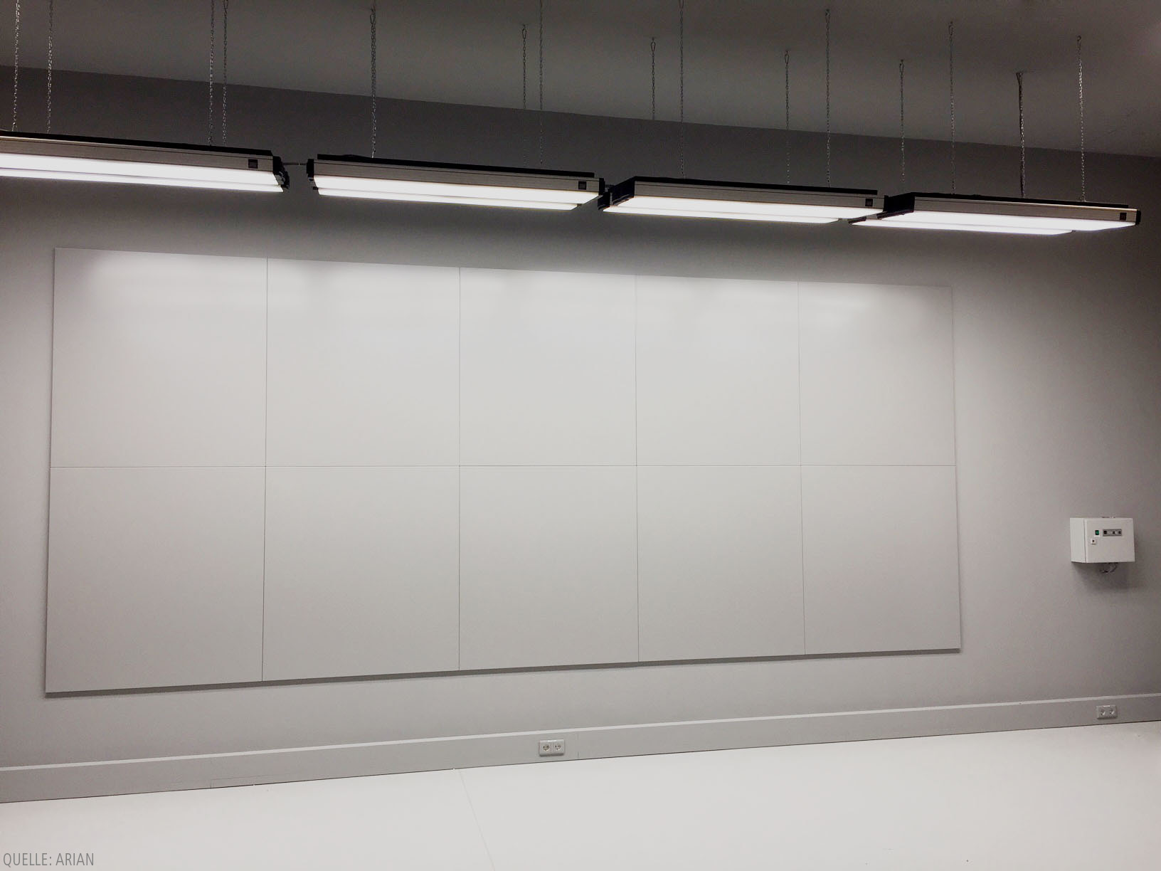 LED Wall Illumination Solution