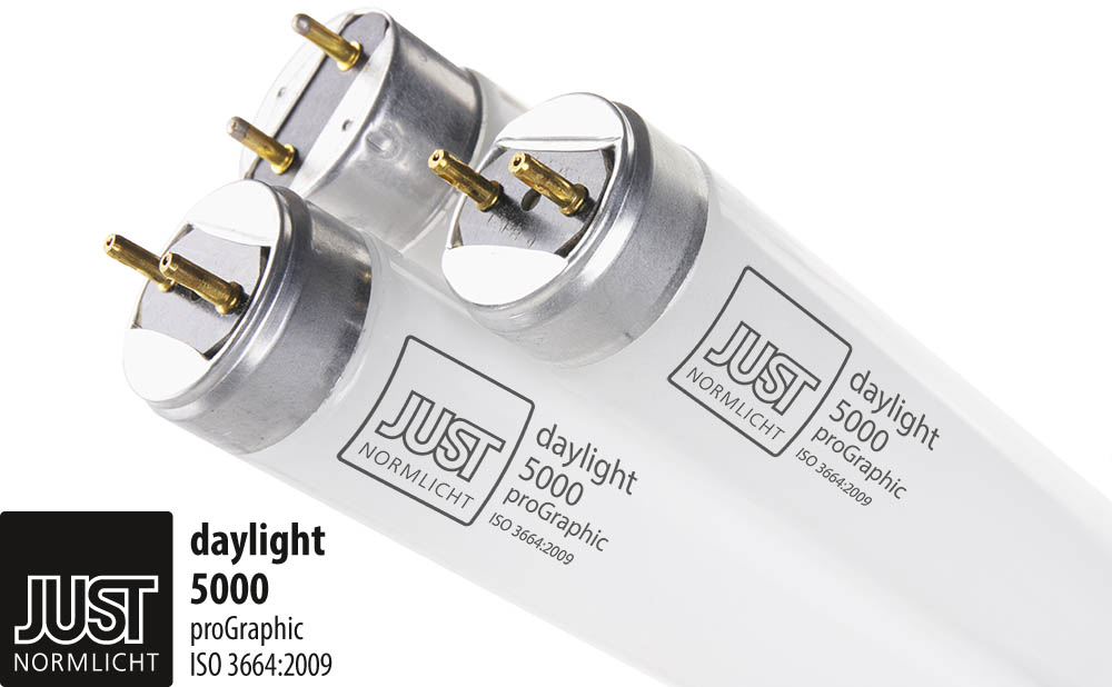 JUST daylight 5000 proGraphic | 18 Watt