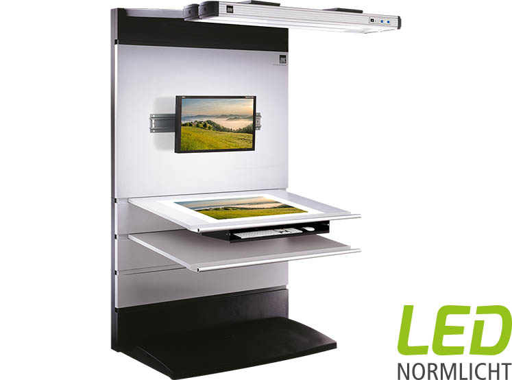 LED proofStation 10