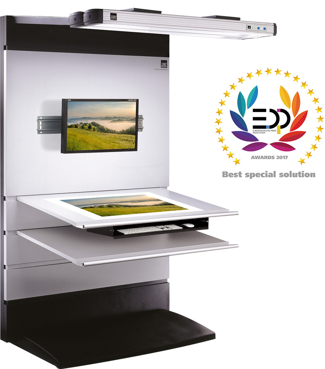 LED proofStation 20