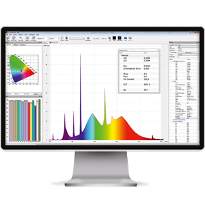 lighting software GL SPECTROSOFT