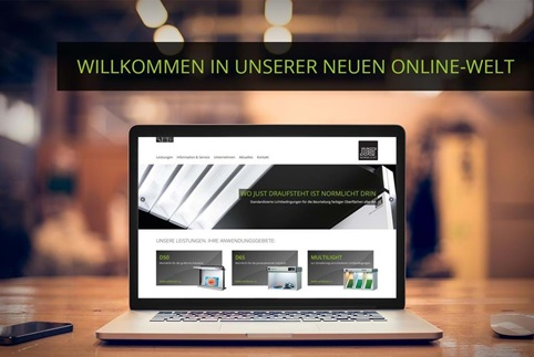 Website Relaunch just-normlicht